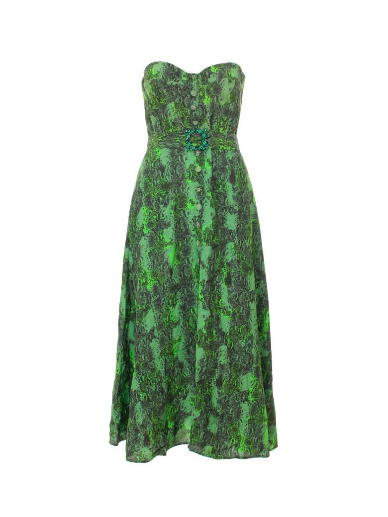 Rotate by Birger Christensen Dress - Green