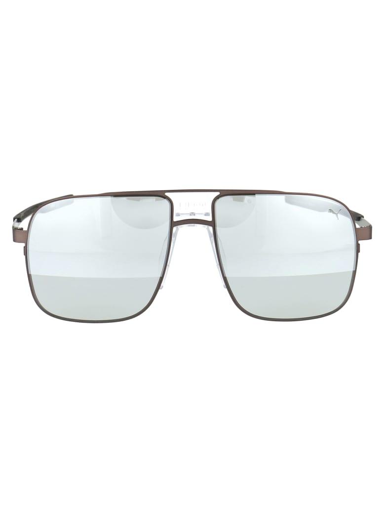 Puma Sunglasses - Ruthenium Ruthenium Silver