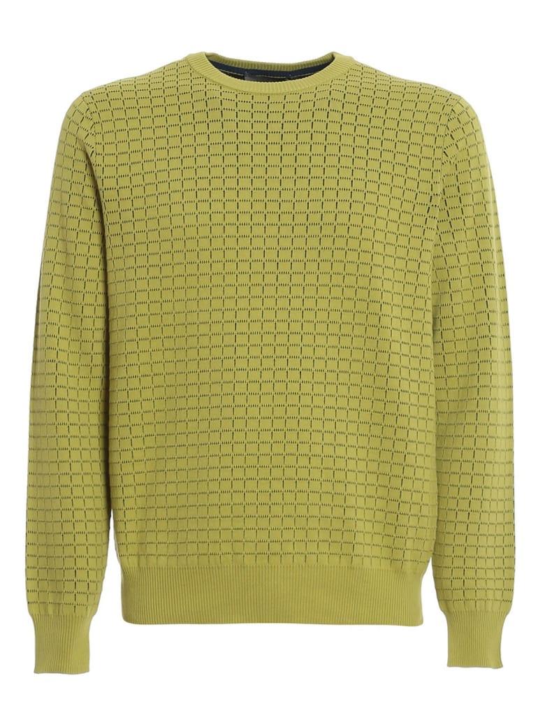 Canali Sweater - Green