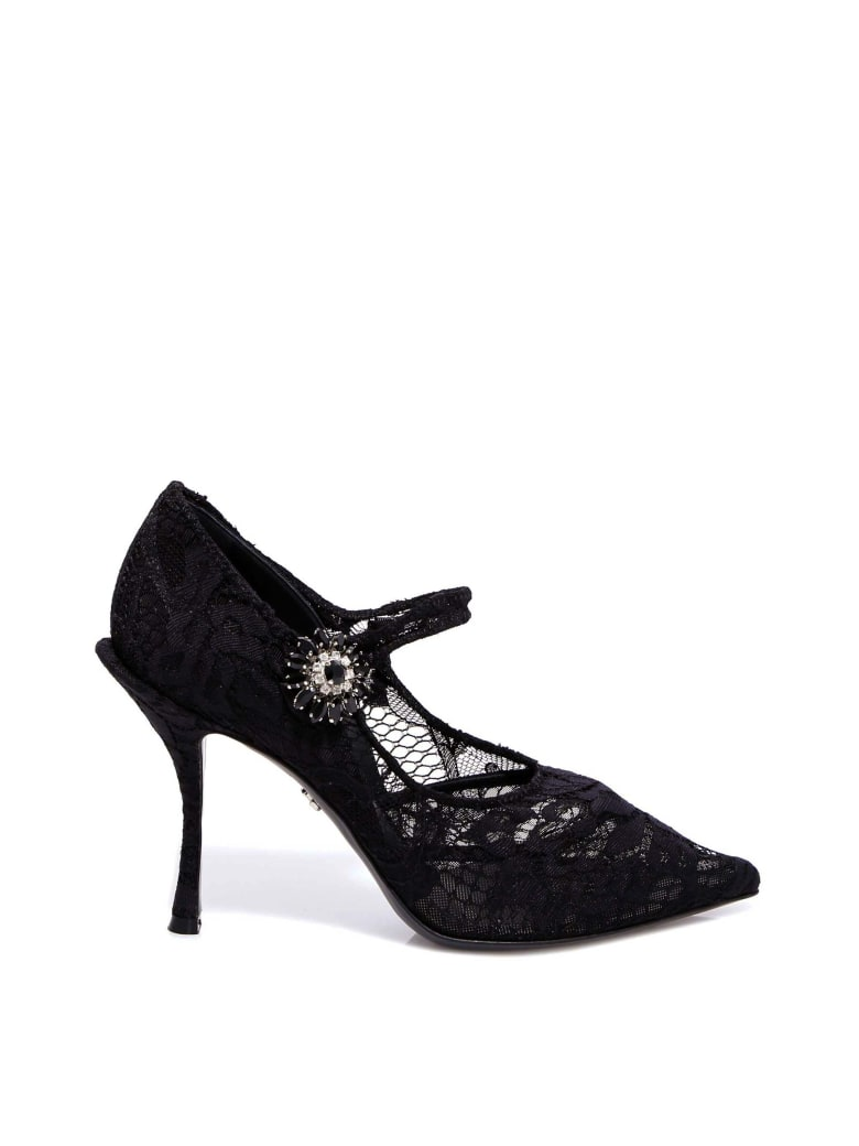 Dolce & Gabbana Mary Jane - Black