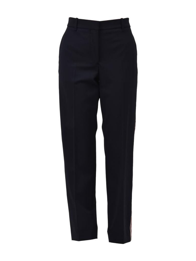 Calvin Klein Blue Tailored Trouser - Blue