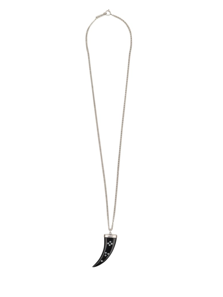 Isabel Marant Necklace With Charm - Nero