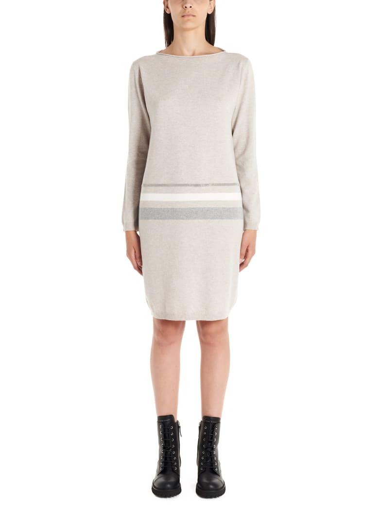 Fabiana Filippi Dress - Beige