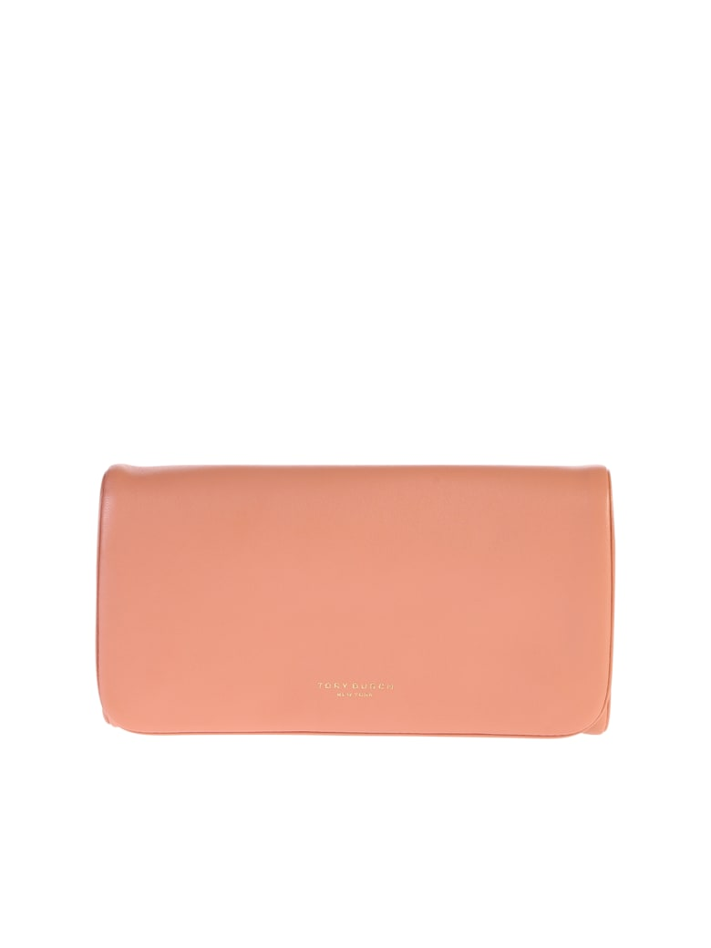Tory Burch Beau Clutch - Pink