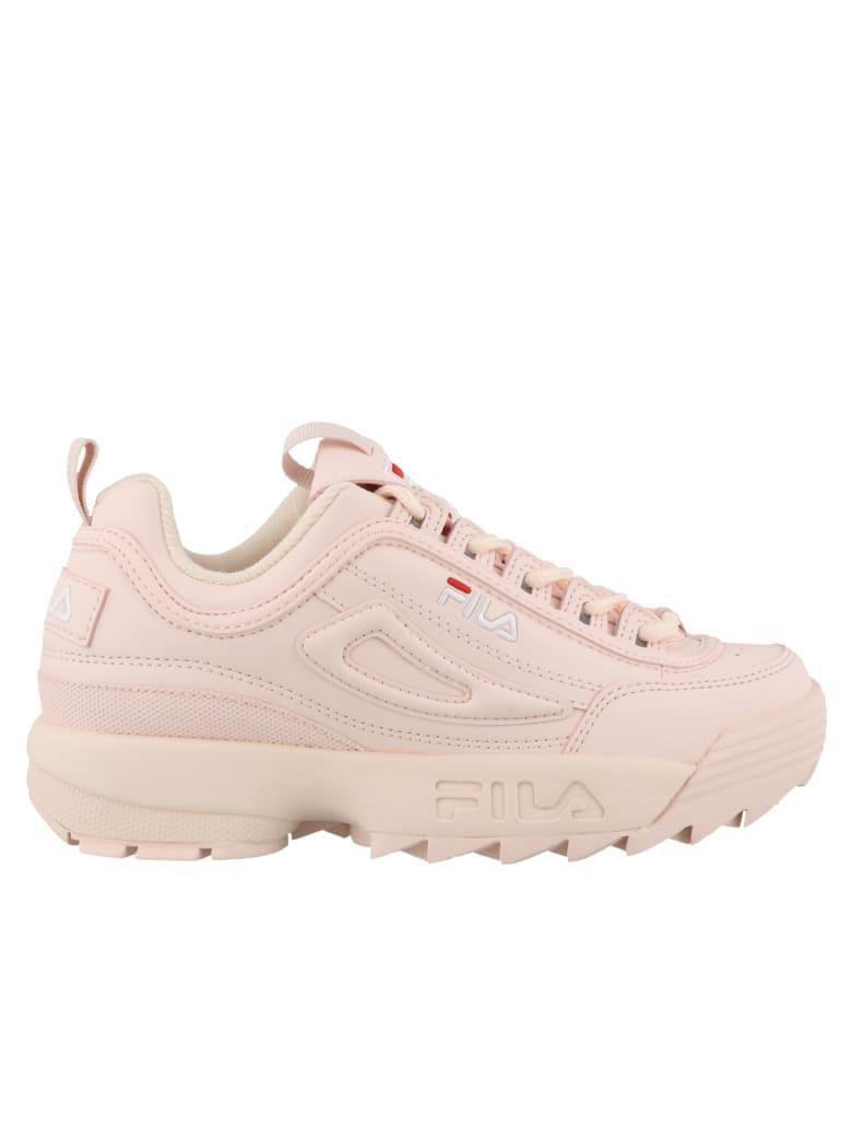 Fila Disruptor Low Sneakers - Pink