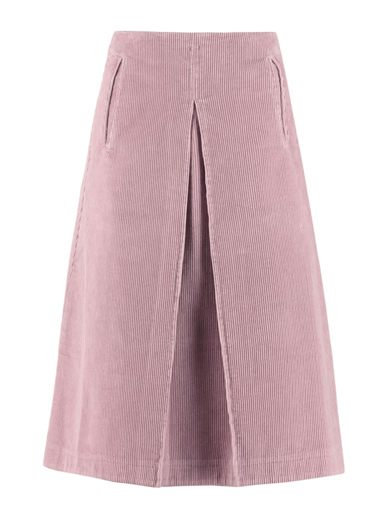 Baum und Pferdgarten Saamya Velvet Skirt - Lilac