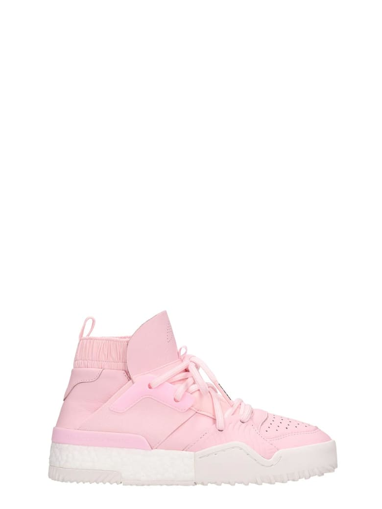 Adidas Originals by Alexander Wang Aw Bball Sneakers - rose-pink