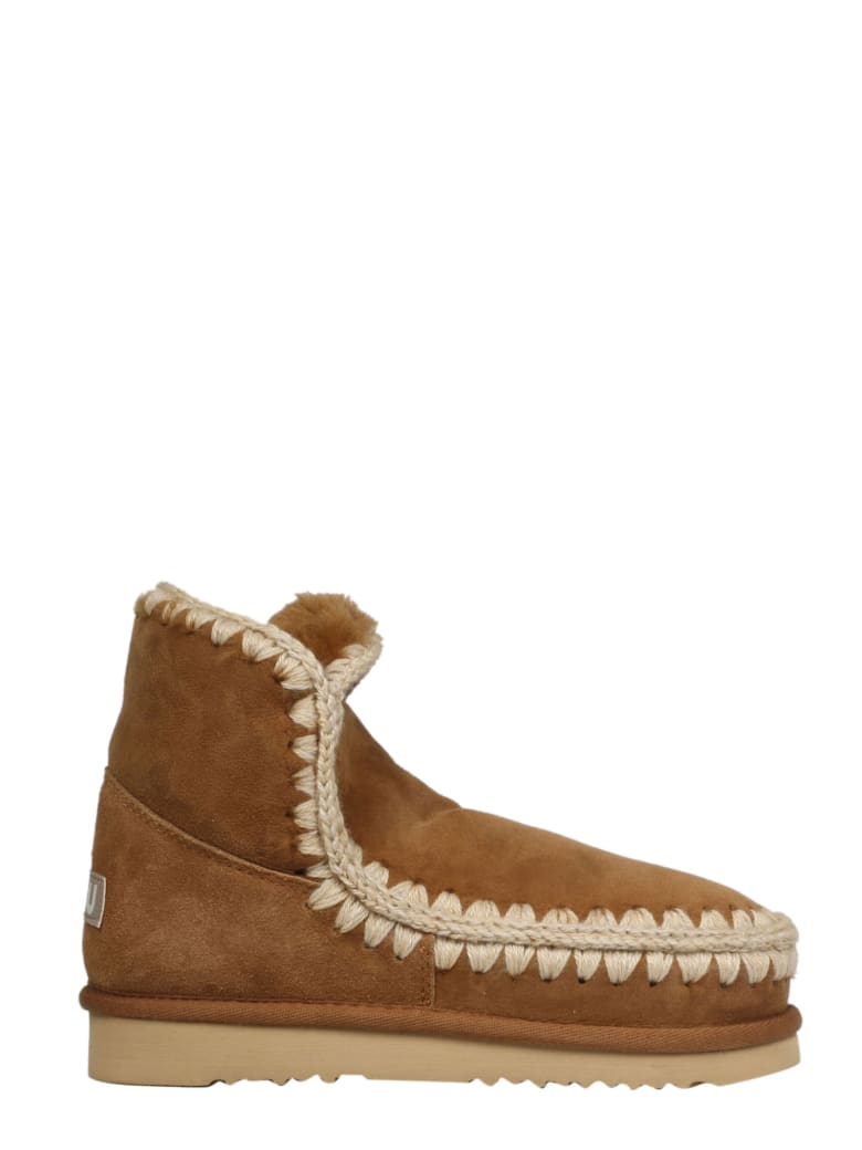 Mou Shoes - Brown