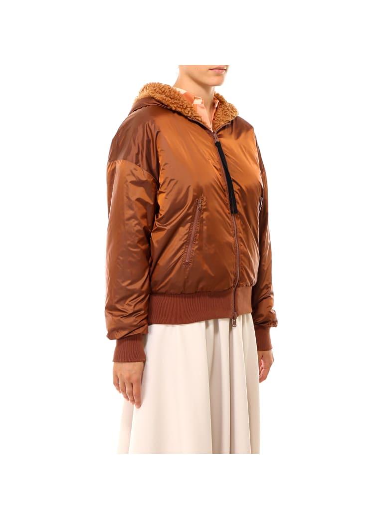 SportMax Bimba Jacket - Brown