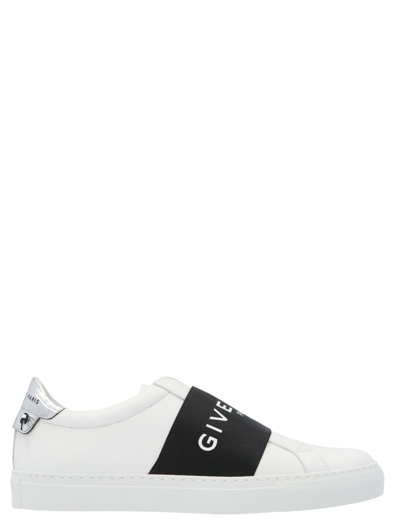 Givenchy 'urban Street' Shoes - Silver