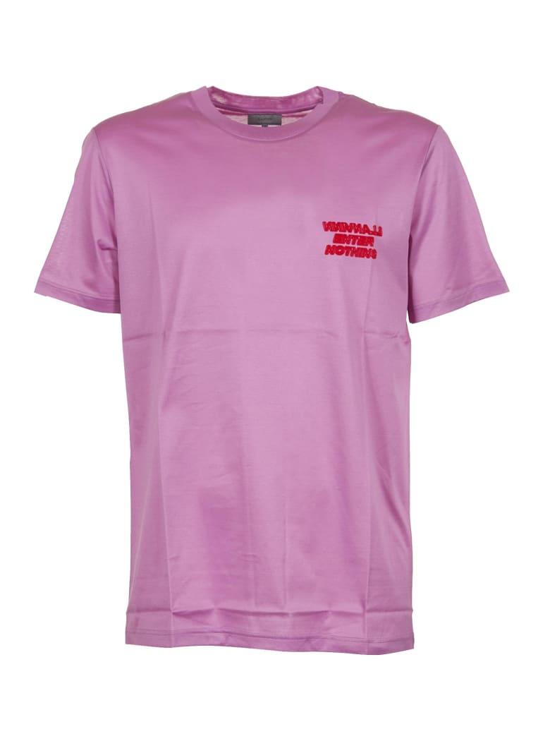 Lanvin Short Sleeve T-Shirt - Viola
