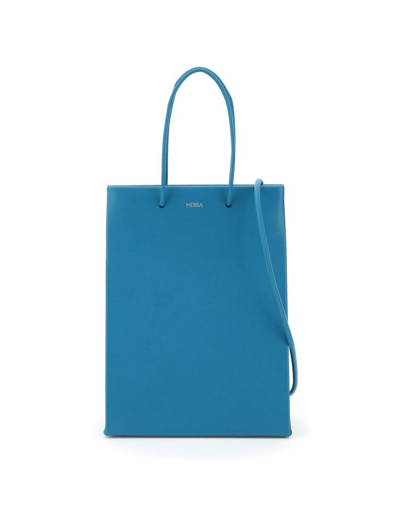 Medea Tall Prima Bag - TURQUOISE (Light blue)