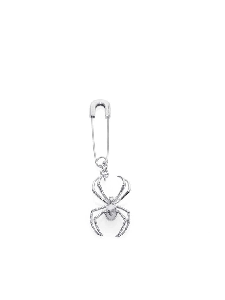 AMBUSH Spider Earring - Silver