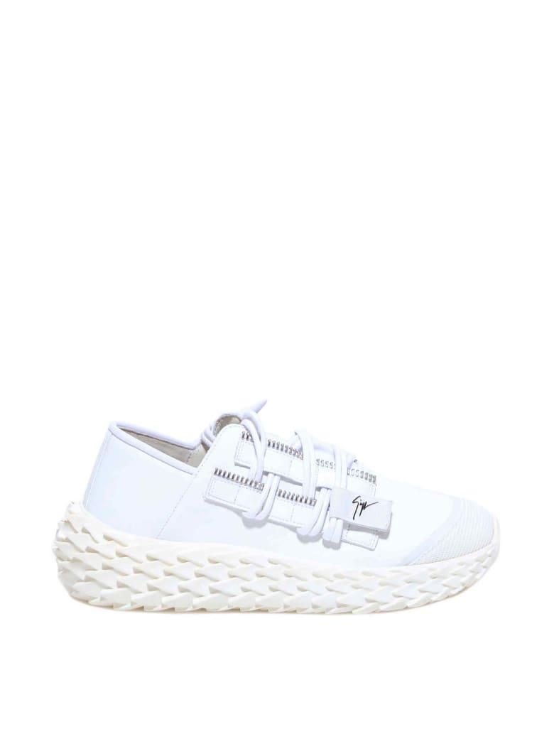 Giuseppe Zanotti Urchin Sneakers - White