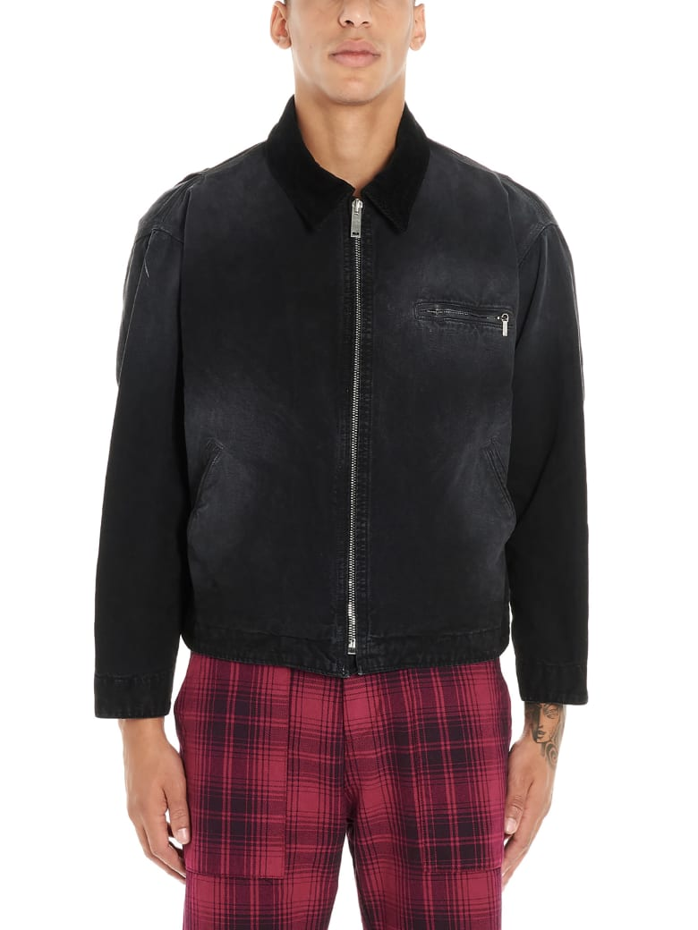 BILLY 'holly's Dad's Jacket' Jacket - Black