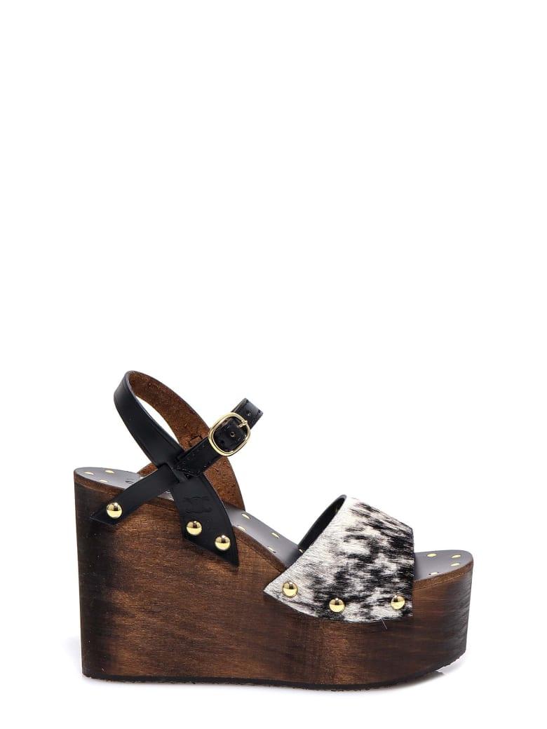 Celine Sandals - White
