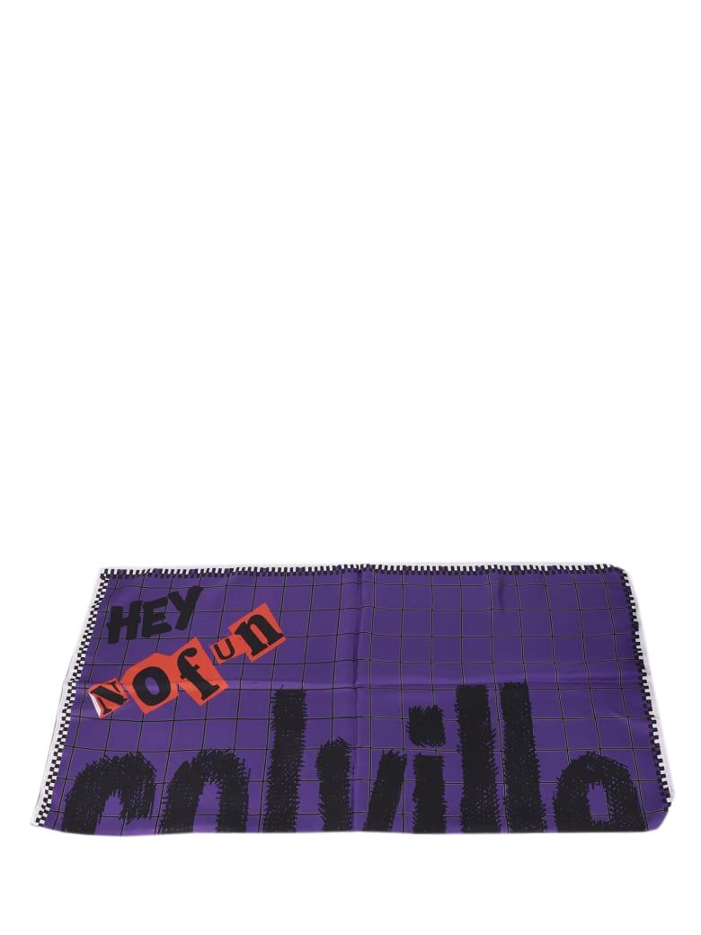 Colville Purple Scarf - Purple