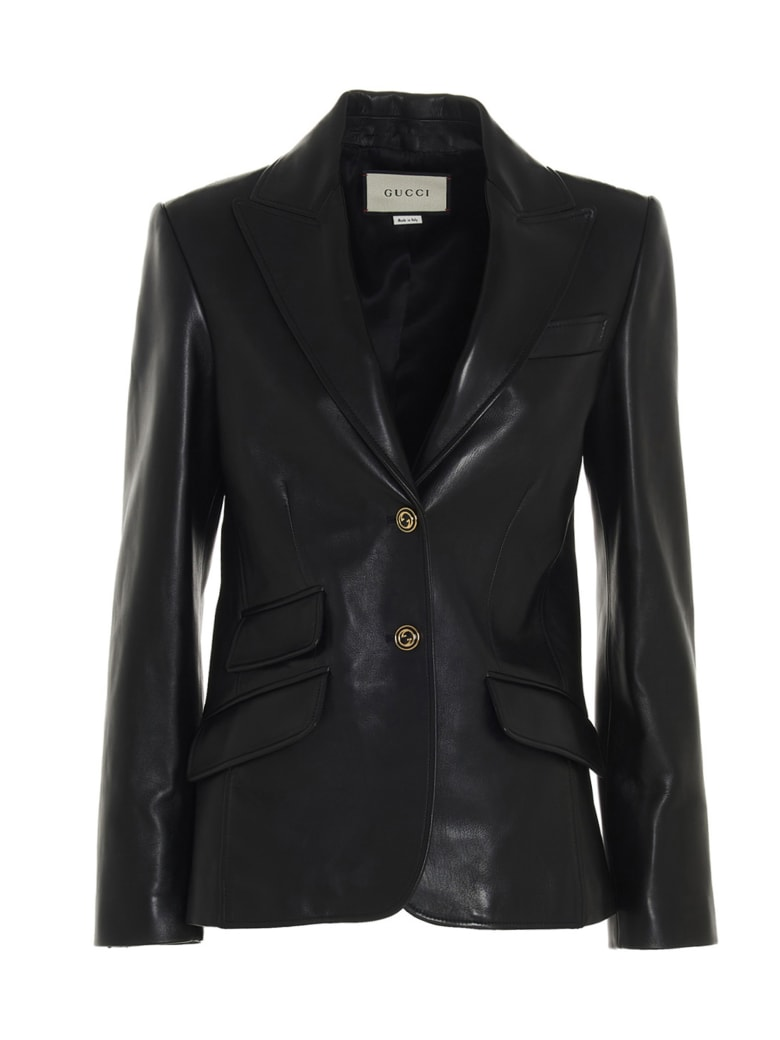 Gucci Blazer - Black