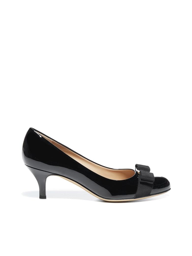 Salvatore Ferragamo High-heeled shoe - Nero
