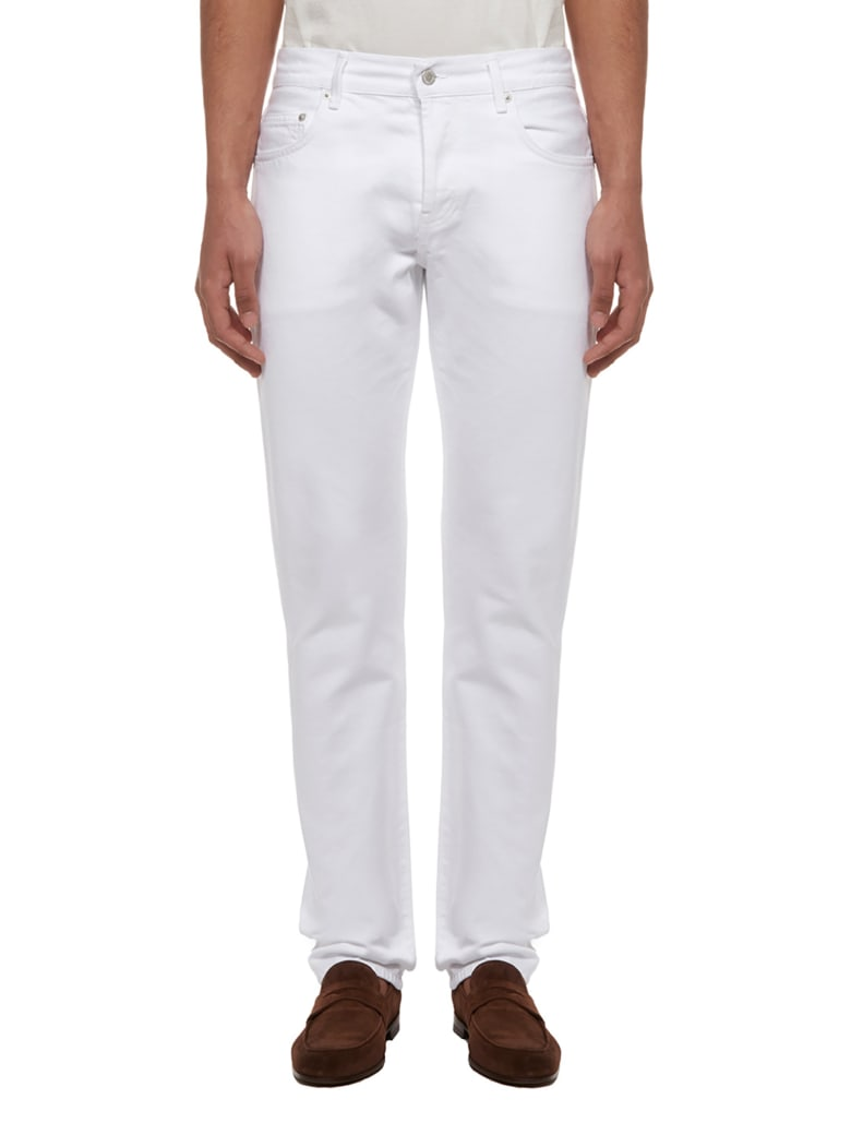 Officine Générale Jeans - Bianco