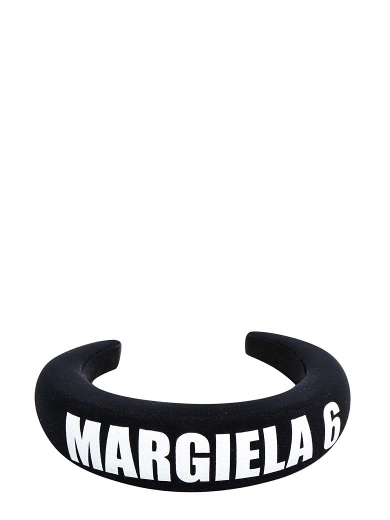 MM6 Maison Margiela Hairbands - Black
