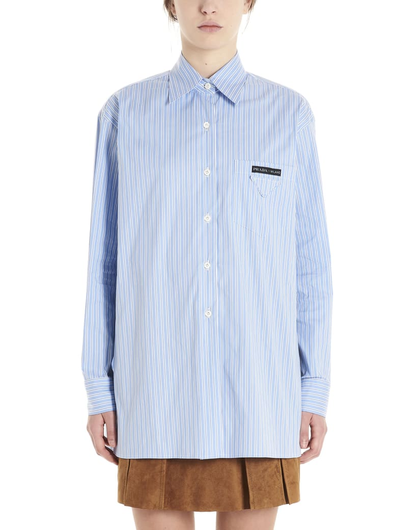 Prada Shirt - Light blue