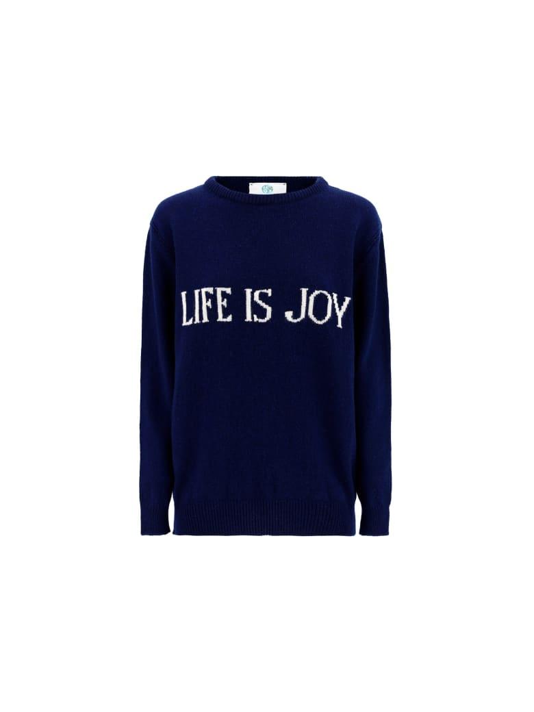 Alberta Ferretti Sweater - Blue