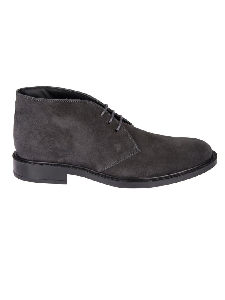 Tod's Boots - Hematite