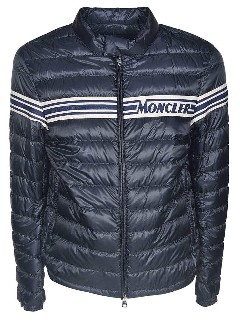 Moncler Renald Padded Jacket - Blue