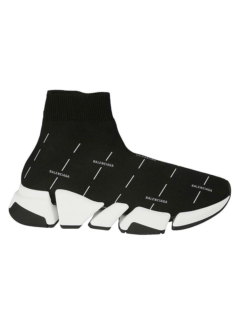 Balenciaga Speed 2.0 Sneakers - Nero