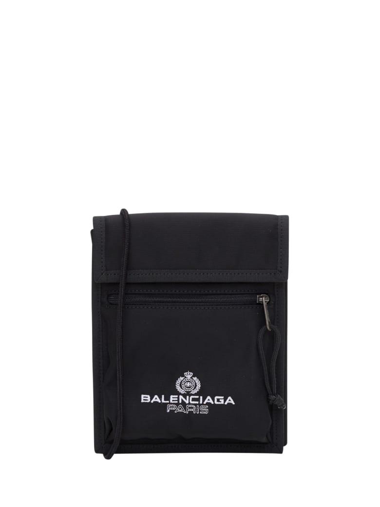 Balenciaga Explorer Crossbody Bag - Nero