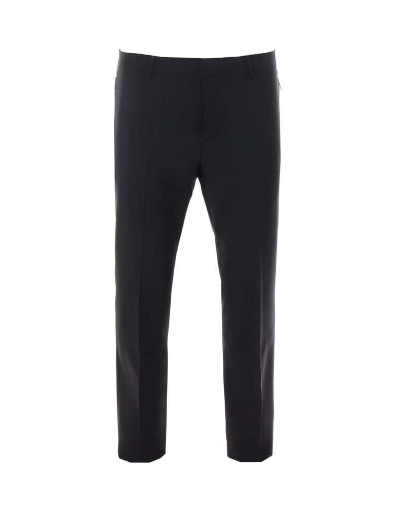 Valentino Trousers - Black