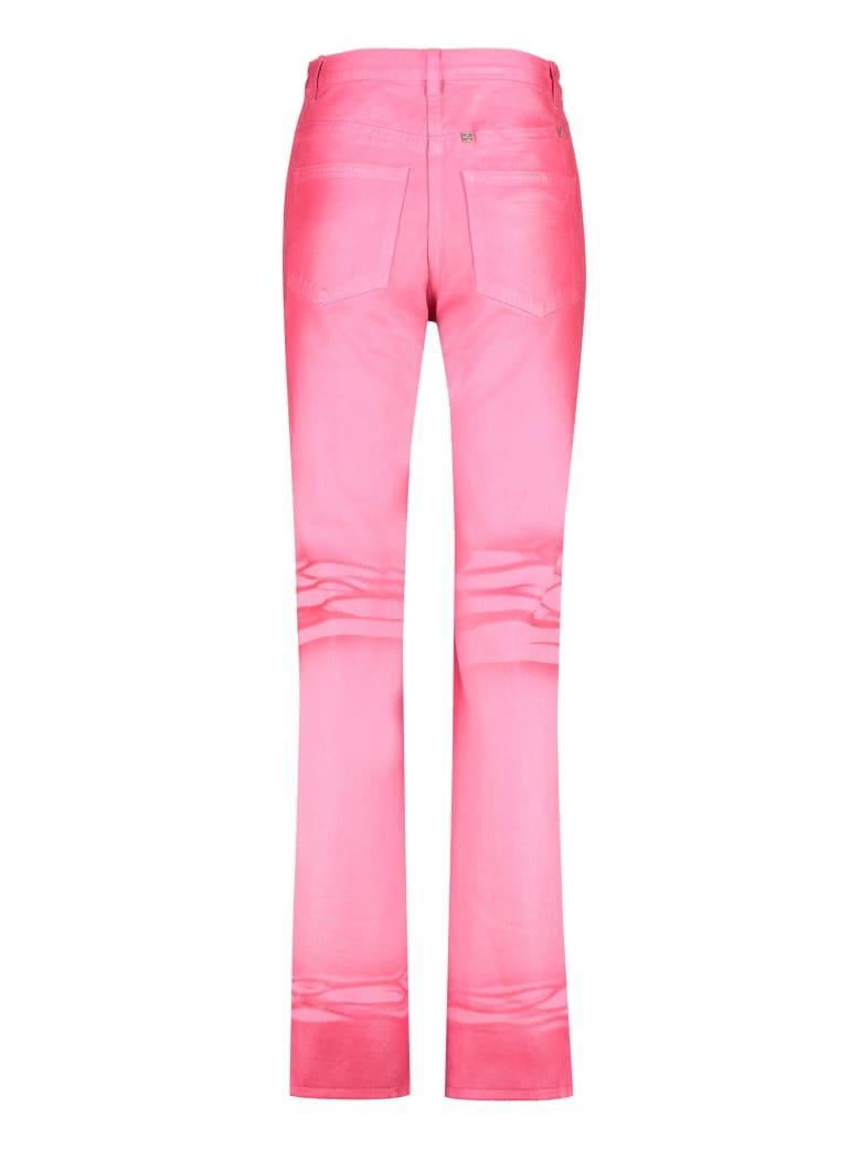 Givenchy 5-pocket Jeans - Fuchsia
