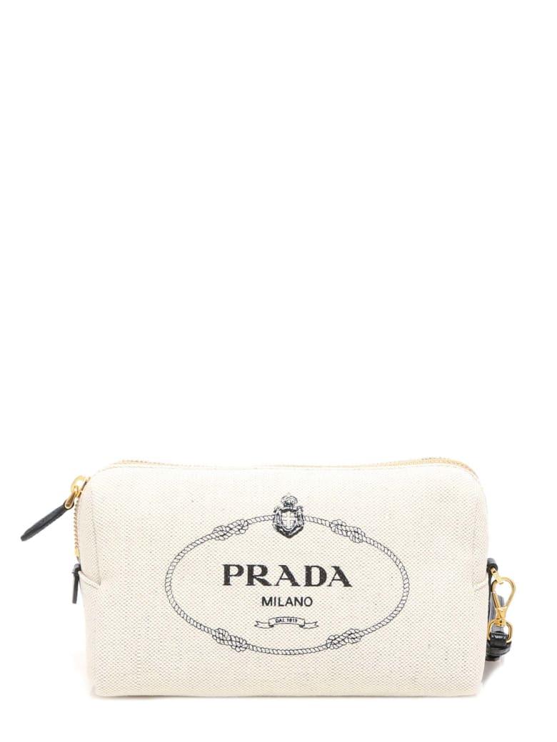 Prada Beauty Case - Neutrals
