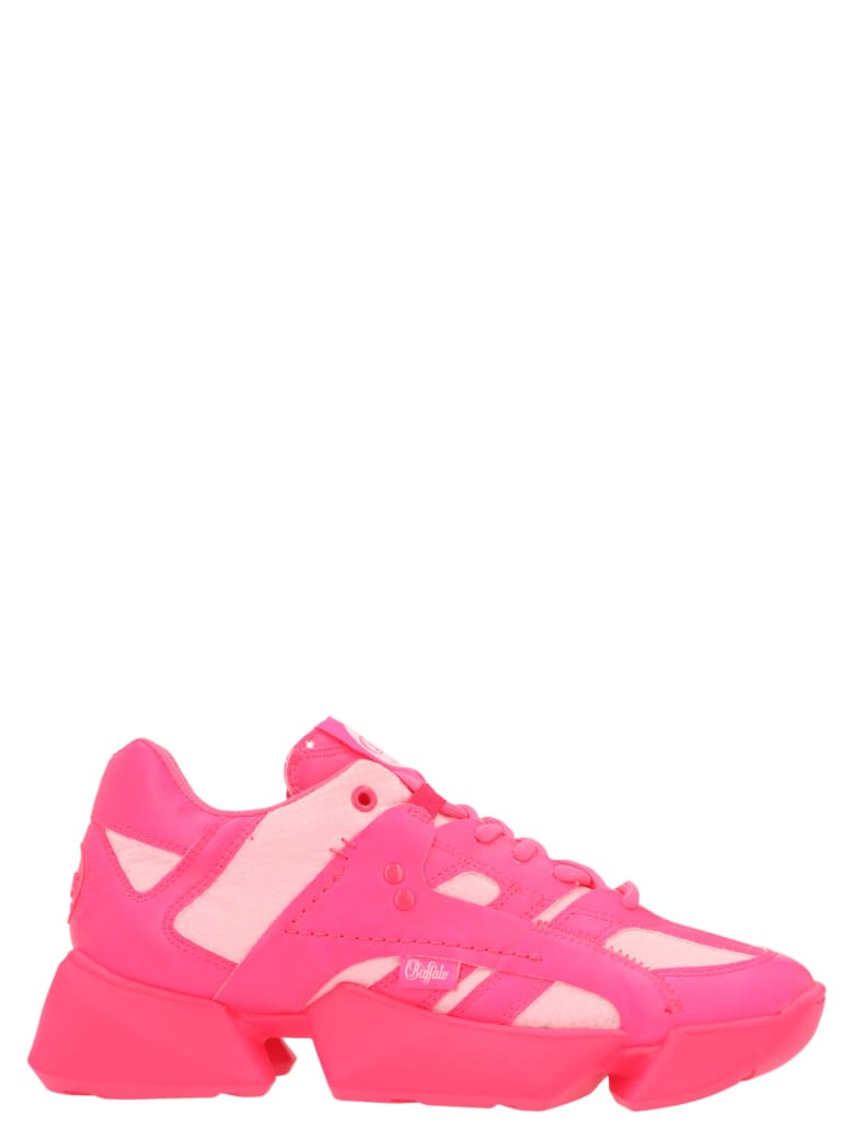 Junya Watanabe 'mtrcs Light' Shoes - Fucsia