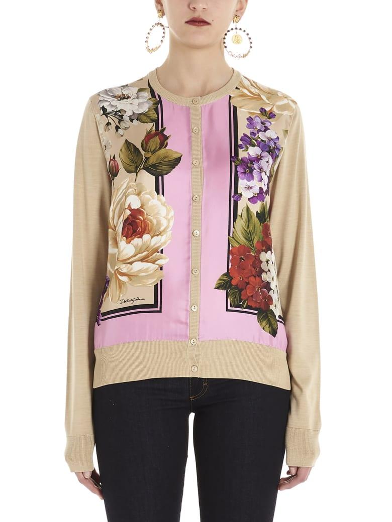 Dolce & Gabbana Cardigan - Multicolor