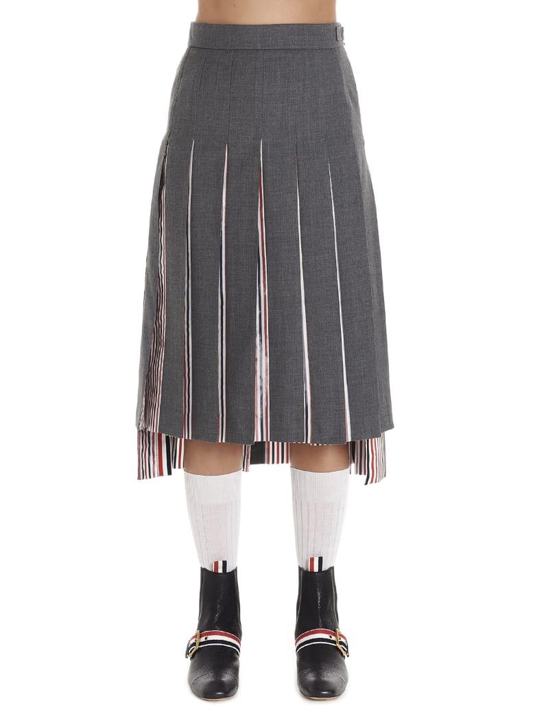 Thom Browne Skirt - Grey