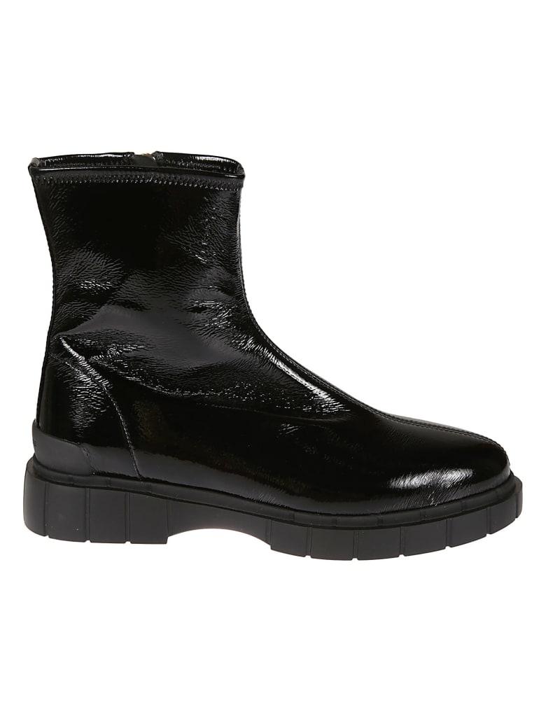 Car Shoe Tech Stretch Boots - Black