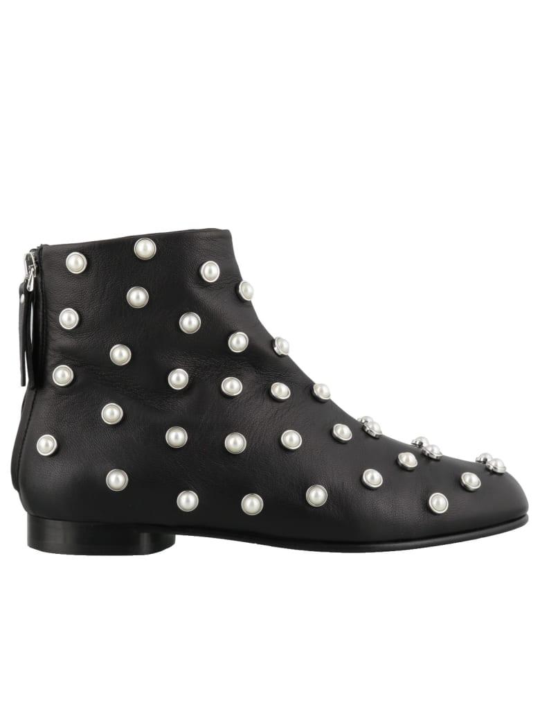 3.1 Phillip Lim Nadia Ankle Boots - Black