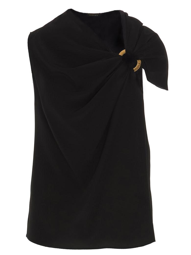 Versace Top - Black
