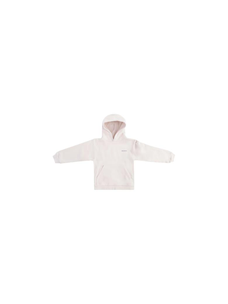 Balenciaga Hoodie For Boy - White