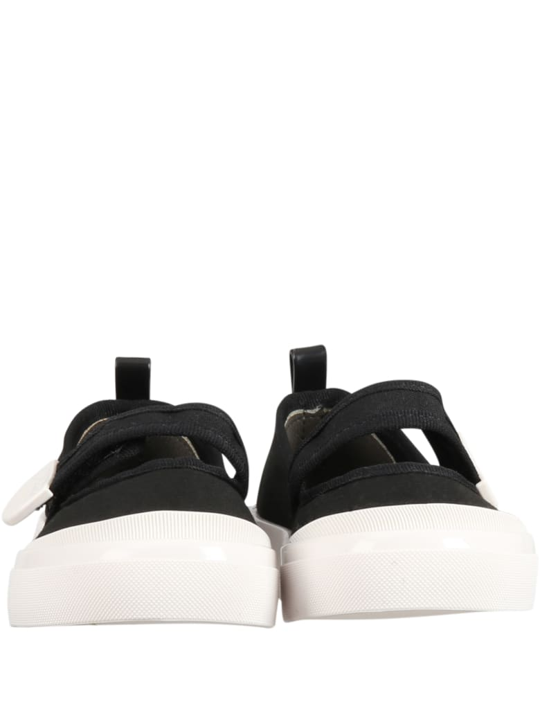Melissa Black Shoes For Girl - Black