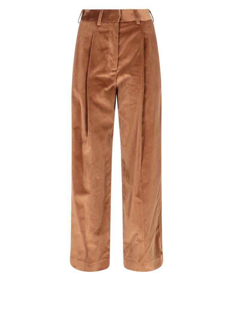 Jejia Trousers - Brown