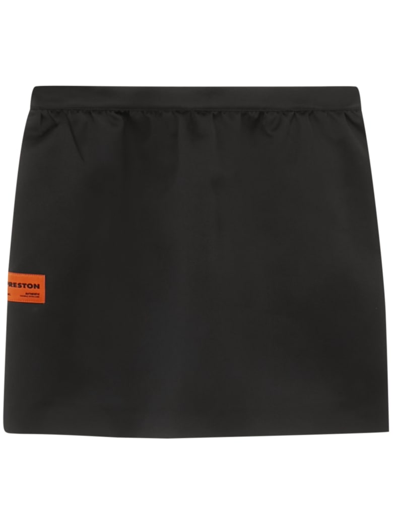 HERON PRESTON Skirt - Black