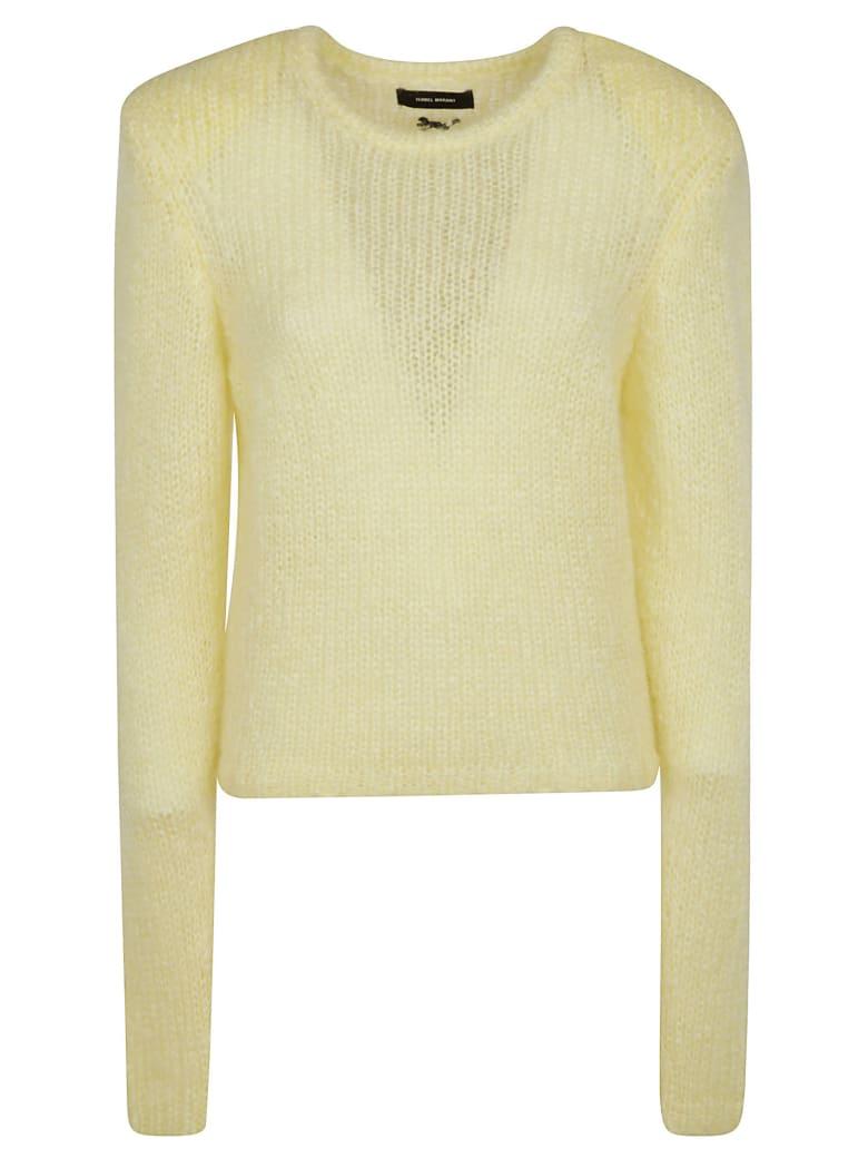 Isabel Marant Erin Sweater - Yellow