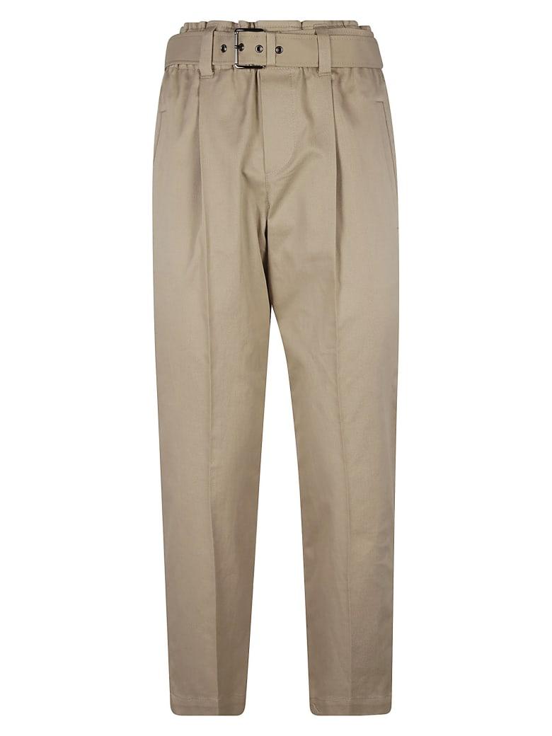 Brunello Cucinelli Drawstring Pants - Beige