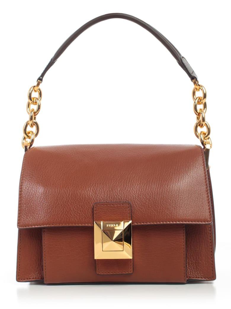 Furla Bag  Diva Shoulder Bag - Hazelnut