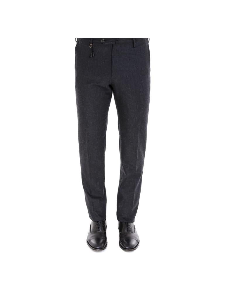 Incotex Trousers - Grey