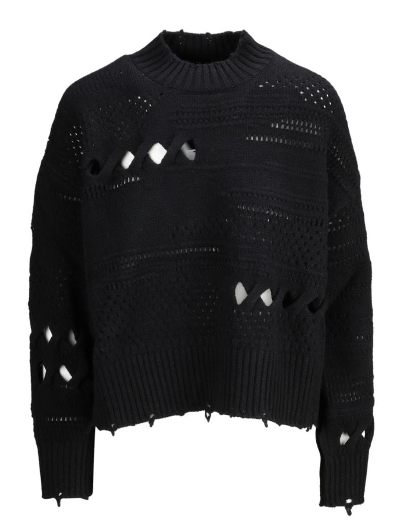 Versace Sweater - Black