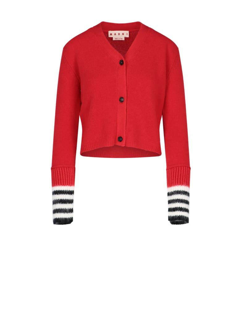 Marni Sweater - Red
